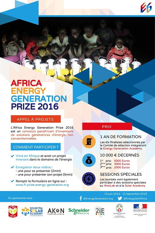 Africa Energy Prize